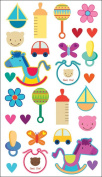 Sticko Baby Icons Sticker
