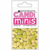 Candi Dot Printed Embellishments .410ml-Citrus Burst