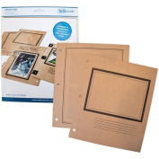 Fotomatr Binder Pages 4/Pkg-