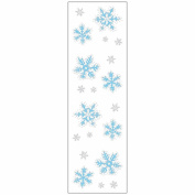 Mrs. Grossman's Stickers-Icy Snowflakes