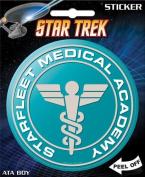 Star Trek - Starfleet Medical Logo Die Cut Vinyl Sticker Decal