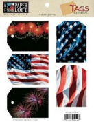 Stars & Stripes Reality Tags