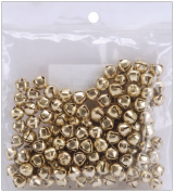 Jingle Bells 0.6cm , 144/Pkg, Gold