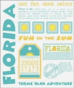 Florida Say It With Stickers Scrapbook Stickers