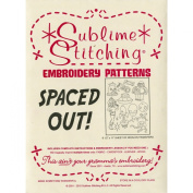 Sublime Stitching Embroidery Patterns-Spaced Out