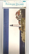 Frances Meyer Panoramic Stickers - Lighthouse