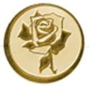 Gold Rose Seals