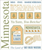 Minnesota Say It With Stickers Scrapbook Stickers