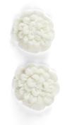 Jolee's Boutique Dimensional Stickers, White Crochet Mum