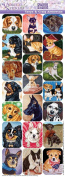Violette Stickers Tanya & Craig Amberson Dogs