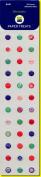 Baby Microdots Epoxy Scrapbook Stickers