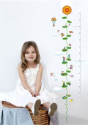 Tree height measure Removable Wall Sticker Decals Wallpaper For Children kids LW57_8050