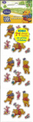 Disney Winnie the Pooh Sparkle Mini Scrapbook Stickers