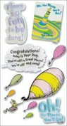 Dr. Seuss - The Places You'll Go Dimensional Stickers