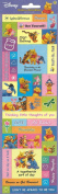 Disney Winnie the Pooh and Friends Cardstock Scrapbook Stickers