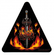 Korn Excalibur Triangle Sticker