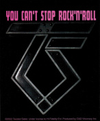 Twisted Sister You Can't Stop Rock'n'Roll Sticker