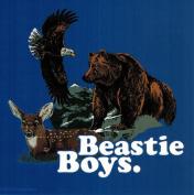 Beastie Boys Animal Image Sticker