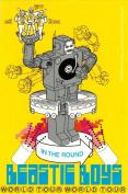 Beastie Boys In The Round Sticker