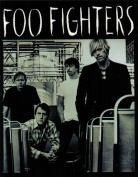 Foo Fighters Band Members Sticker