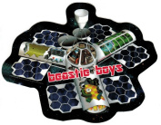 Beastie Boys Space Station Sticker