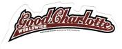 Good Charlotte Baseball Logo Sticker
