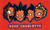 Good Charlotte Cartoon Band Sticker