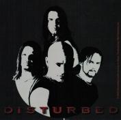 Disturbed Music Withwin Square Sticker