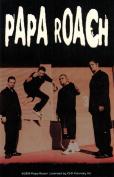 Papa Roach Group Photo Sticker