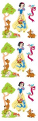 Disney Snow White Mini Scrapbook Stickers