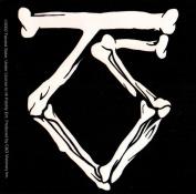 Twisted Sister TS Bone Logo Sticker