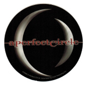 A Perfect Circle Logo Circle Sticker