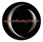 A Perfect Circle Logo Circle Sticker
