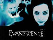 Evanescence Fallen Sticker