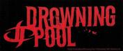 Drowning Pool Logo Sticker