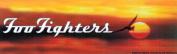 Foo Fighters Sunset Sticker