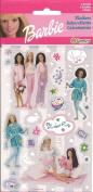 Barbie Slumber Party Scrapbook Stickers