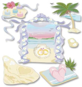 Boutique Wedding Themed Ornate Stickers