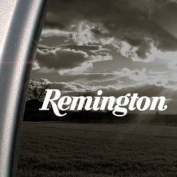 Remington 870 Super Magnum White Sticker Decal Art Car White Sticker Decal
