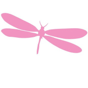 Dragonfly Insect Bug Vinyl Decal Sticker in 15cm wide