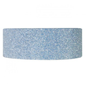 Wrapables Shimmer Japanese Washi Masking Tape, Light Blue