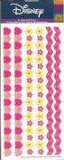 Disney Piglet Borders Scrapbook Stickers