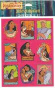 Disney Pocahontas Scrapbook Stickers