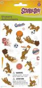 Scooby Doo Sports Scrapbook Stickers