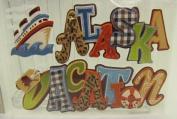 Alaska Scrapbooking Craft Stickers 3-d Alaska Vacation