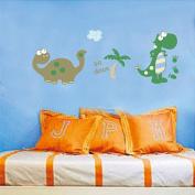 Tree Dinosaur Removable Wall Vinyl Sticker Decals Wallpaper For Children LW57_8152