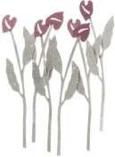 Anthurium Embellishments for Scrapbooking