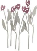 Anthurium Embellishments for Scrapbooking