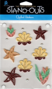 Under the Sea Stand-Outs Quilled Scrapbook Stickers