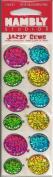 Mini Balloons Jazzy Gems Epoxy Scrapbook Stickers